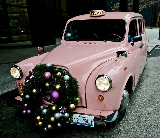 Pink Taxi - Chicago IL