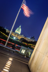Blue Hour in DC