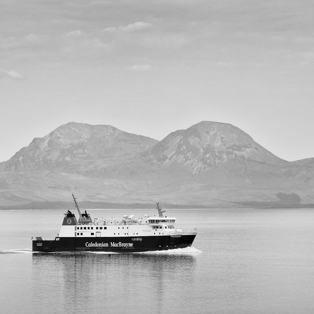 CalMac: Lifeline to the Isles