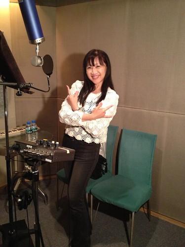 130622 – 原創OVA《ああっ女神さまっ DIVE!LIVE!LOVE!》(幸運女神 DIVE!LIVE!LOVE!)主打『浪情搖滾篇』將在8-23發售!三女神配音照片、海報&預告片一同揭曉! 4