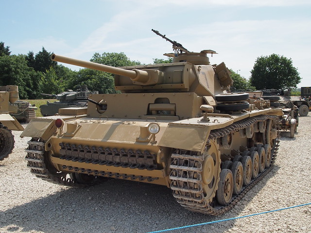 Tankfest 2013 - Техника Второй Мировой