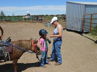 Horse Lessons 28Jun13- Da was there (5)