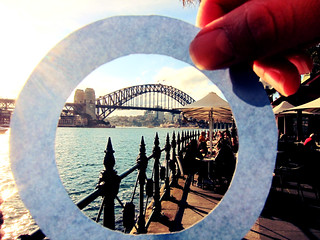 Sydney Harbour Bridge Walk