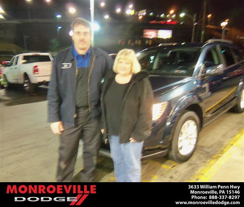 Happy Birthday to Don Lafollette  from Carpenter Chad and everyone at Monroeville Dodge! by Monroeville Dodge