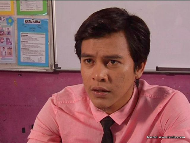 Azam Pitt pegang watak Cikgu Nasir