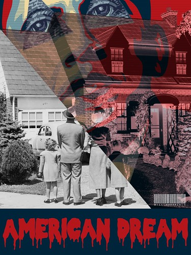 AMERICAN DREAM 2.0 by WilliamBanzai7/Colonel Flick