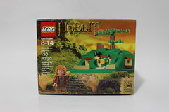 LEGO The Hobbit SDCC 2013 Exclusive Micro Scale Bag End