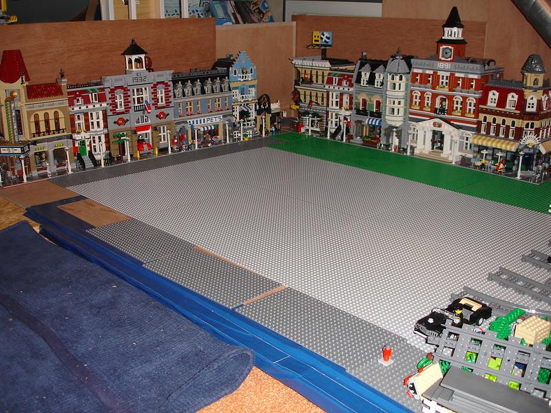 All modular buildings in legosjaak s layout july