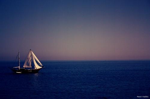 Polignano a Mare - Veliero
