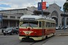 MUNI E Line - San Francisco - Embarcadero and Harrison - August 17, 2013  (7) by hoteldennis