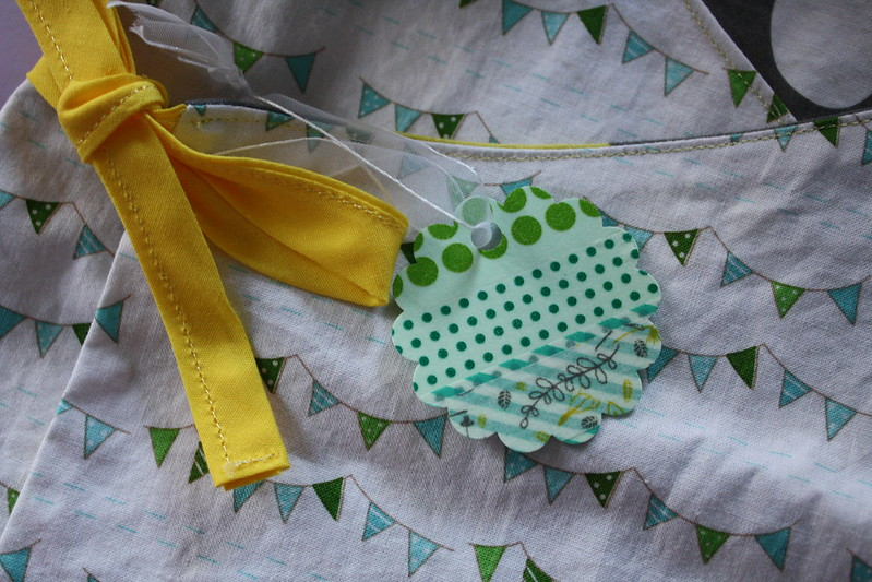 washi tape tag