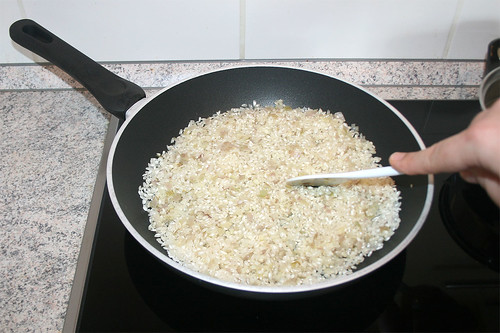 19 - Reis andünsten / Braise rice lightly