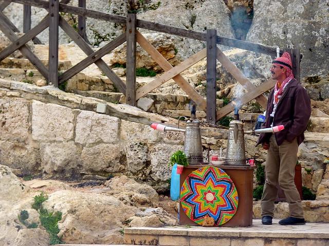 Ajlun Castle - The marketplace