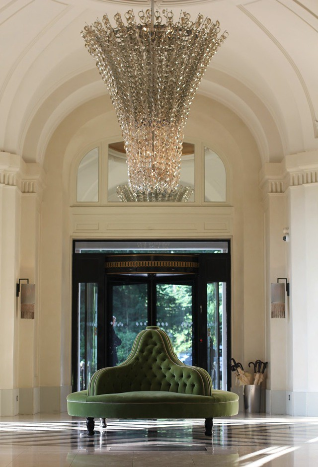 Hotel review trianon palace versailles a waldorf astoria hotel - Hotel trianon versailles ...