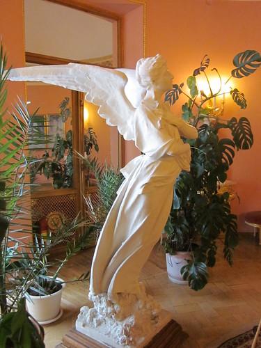 Moika palatsin enkeli by Anna Amnell