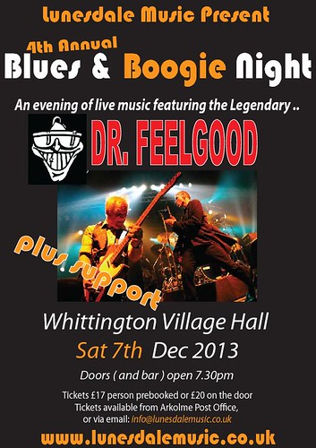 Dr Feelgood by Phil Haygarth