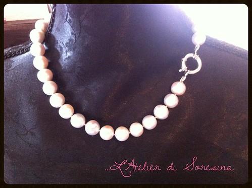 Perle d'acqua dolce (Nr.172) by L'Atelier di Soresina