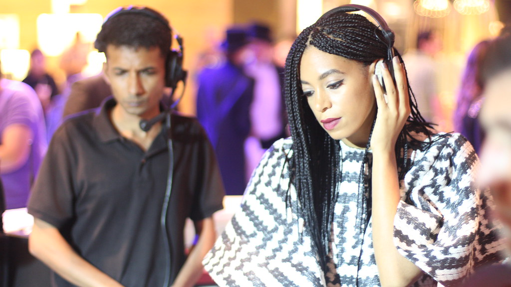 vogue fashion dubai experience, solange knowles, fashion blog