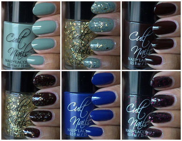Cult Nails All Access collection