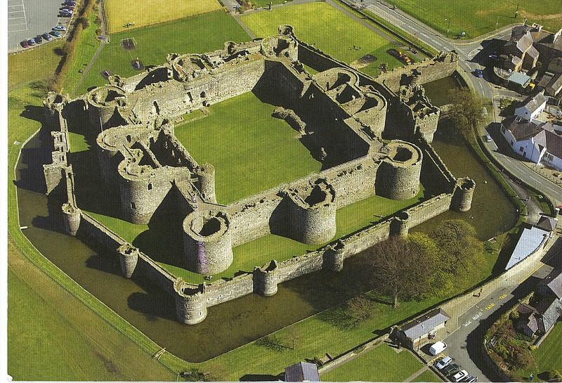 Castillo de Beaumaris