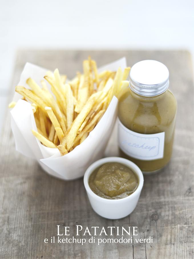 patatine&ketchup