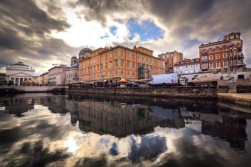 Canal grande di Trieste 1