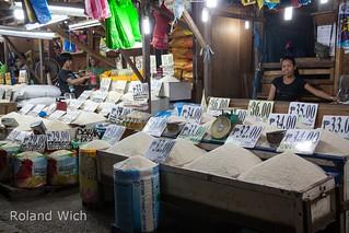Puerto Princesa - Rice Market