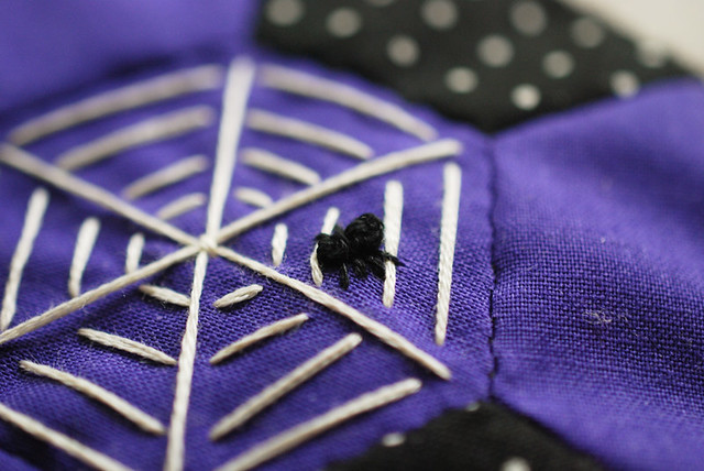 Half-Hexi Spider Web