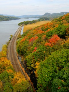 from Bear Mountain Bridge