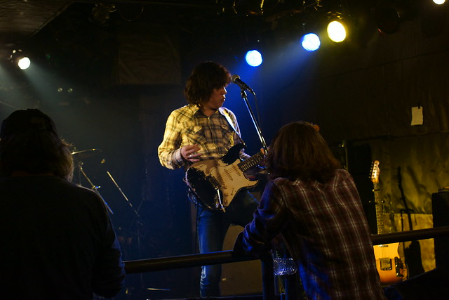 原マサシ Blues Rock Trio live at Outbreak, Tokyo, 23 Oct 2013. 248