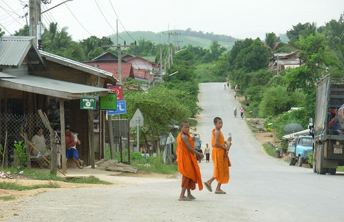 Luang Prabang-Nong Khiaw-Route (72)