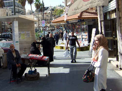 Amman Street Scenes - James Pics