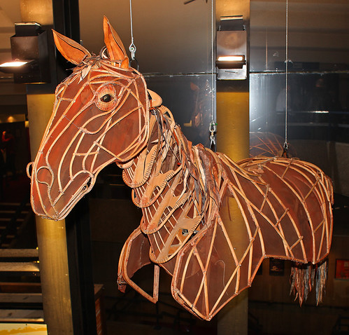War Horse New London Theatre by Kinzler Pegwell