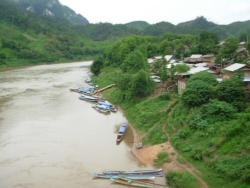 Nong Khiaw-Ville (2)
