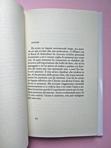 Alfabeto Poli, a cura di Luca Scarlini. Einaudi 2013. [resp. graf. e iconograf. non indicata]. Fotog. di cop.: ritr. b/n di P. Poli di G. Harari. Pag. 65 (part.), 1