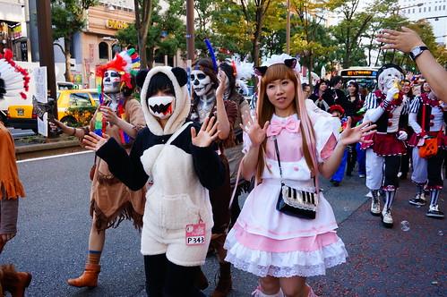 Kawasaki Halloween Parade 2013 48