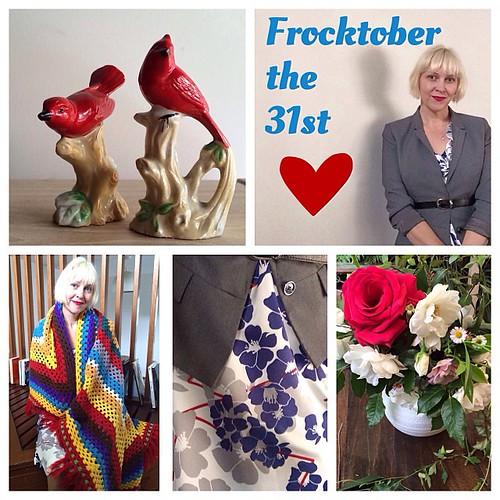 Woohoooo! It's the last day of #frocktober :) and your last chance to donate https://frocktober.everydayhero.com/au/wonderwebby