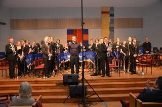 Brassbandfestivalen 2012 - Betlehemskyrkans Musikkår