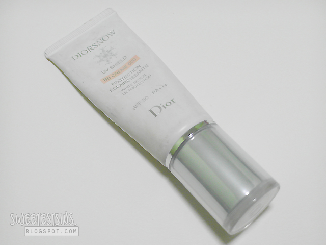Diorsnow UV Shield BB Creme review