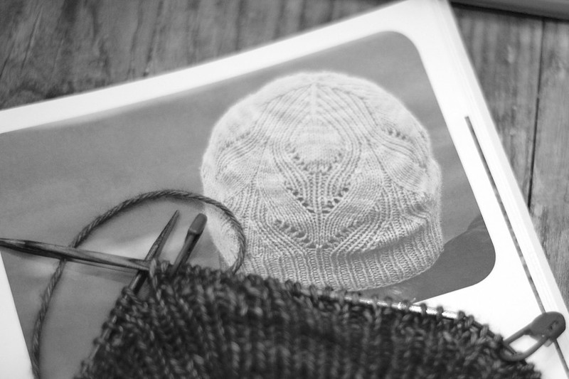 Goodbye UK - Last Minute Knitting
