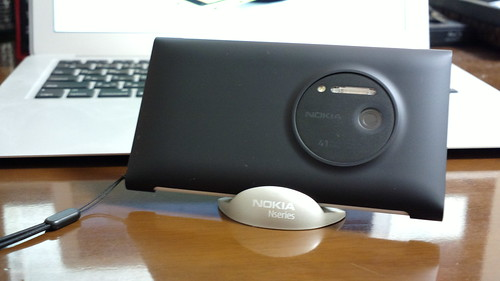 Nokia Wireless Charging Cover CC-3066
