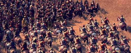 Total War: ROME II Panorama preview