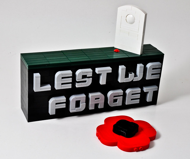 Lest We Forget.