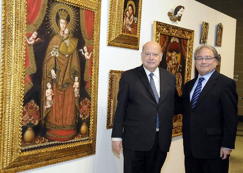 OAS Hosts Exhibition of Peruvian Art
