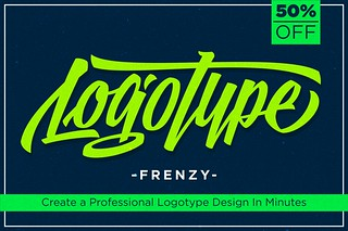 Logotype Frenzy 1