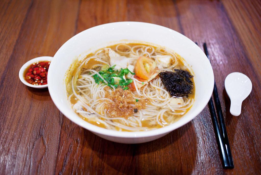 Singaporelainen keittiö | 2013