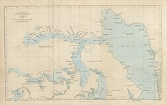 """British Library digitised image from page 28 of """"The North-West Passage, and the Plans for the Search for Sir John Franklin. A review [With maps.]"""""""