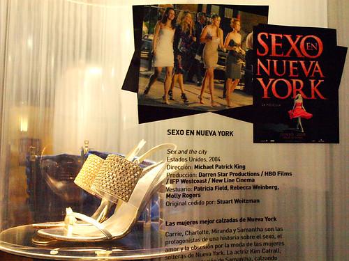 Shoe Exhibition, La Laguna, tenerife