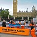 Free Shaker Aamer from Guantanamo: the weekly vigil