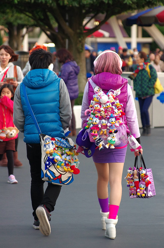東京迪士尼 30 週年遊行 (圖多)